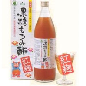 黒糖もろみ酢 紅麹 900ml