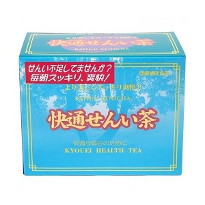 快通せんい茶 4g×30パック