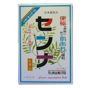 山本漢方センナ「分包」 3g×48包