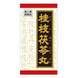 「クラシエ」漢方桂枝茯苓丸料エキス錠 90錠
