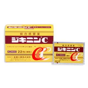 ジキニンC 22包