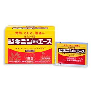 ジキニン顆粒エース 6包