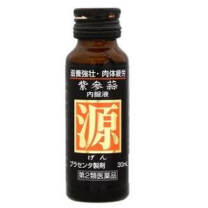 紫參蒜内服液 30ml×1瓶